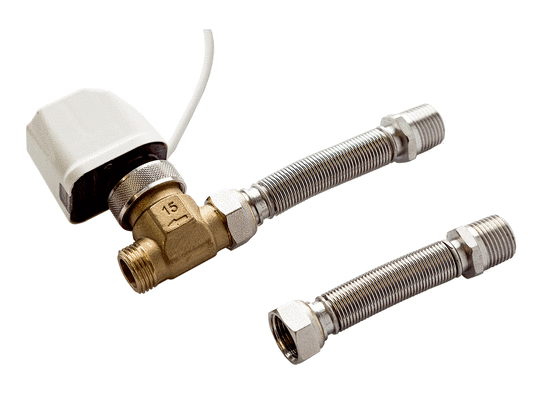 2-way valve kit, open/close