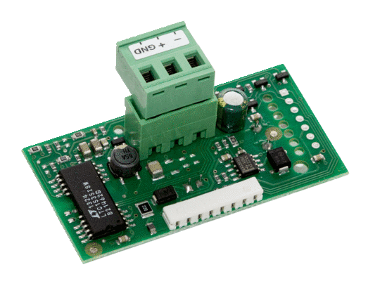 Modbus interface (RS485)
