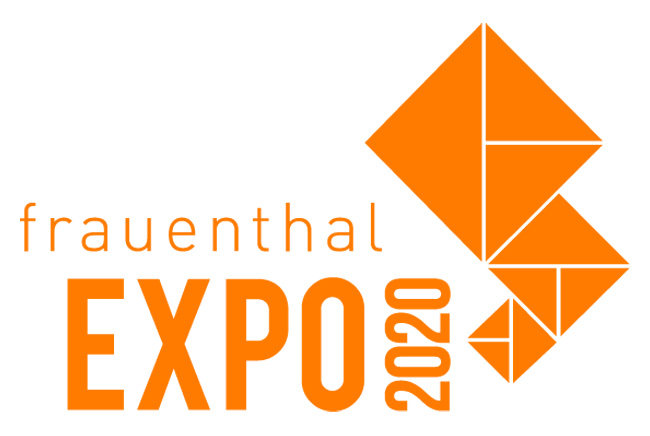 Logo of the exhibition Frauenthal Expo 2020
