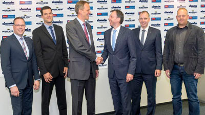 Order worth millions for Kampmann GmbH